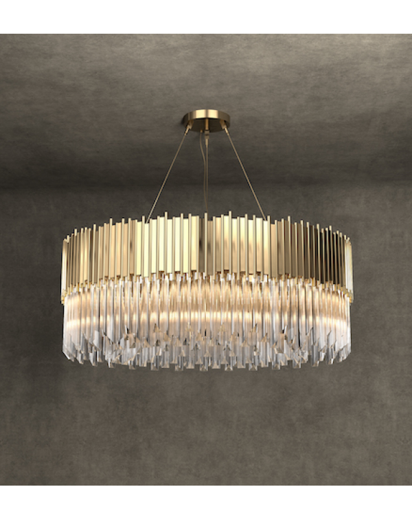 Crown Suspension Ceiling Light
