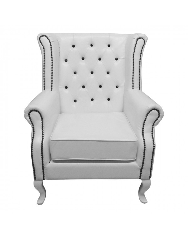 Premier Housewares Chesterfield Wing Chair