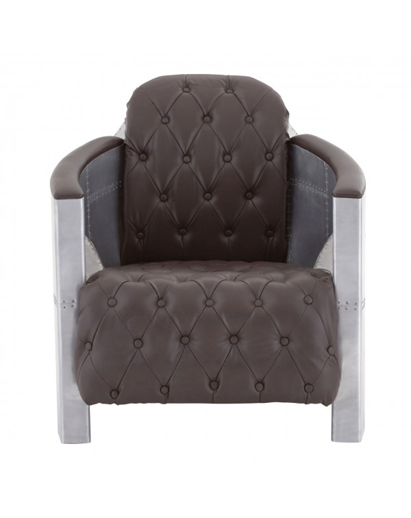 Premier Housewares  Avro Split Back Armchair