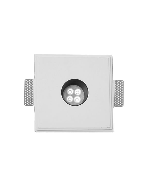 Atelier Sedap - Mini Tiqal 1 Spot - Plaster Downli...