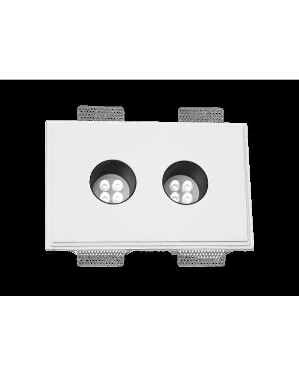 Atelier Sedap - Mini Tiqal 2 Spots - Plaster Downl...