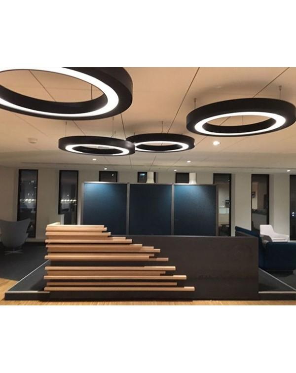 Atelier Sedap - Anneau 80 - Plaster Pendants