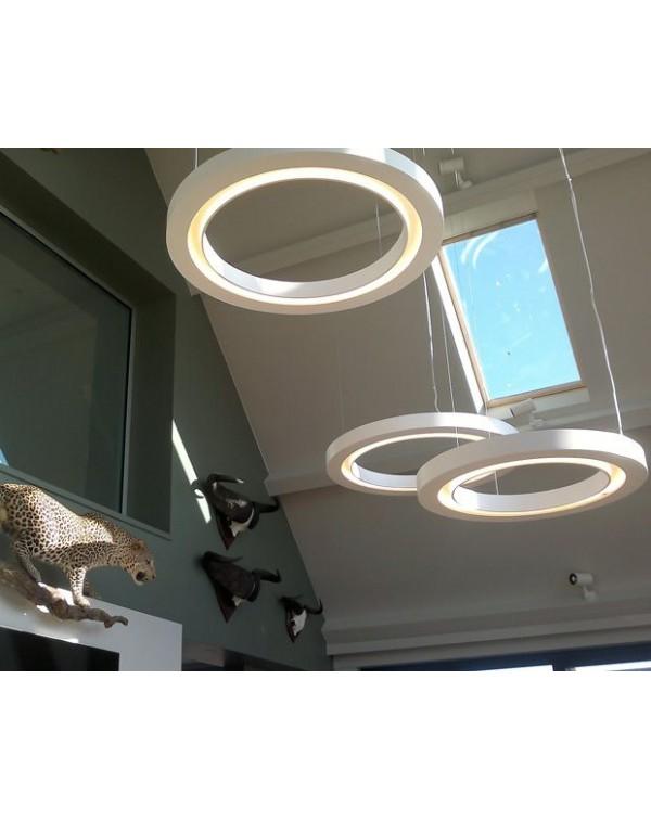 Atelier Sedap - Anneau 100 - Plaster Pendants