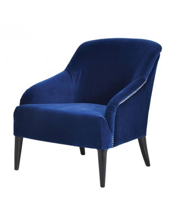 Heath Blue Occasional Chair