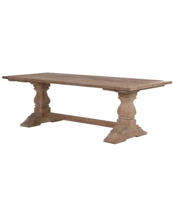 Colonial Reclaimed Pine Refectory Table