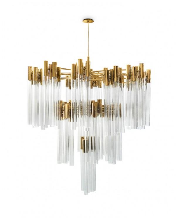 Luxxu - Burj Chandelier
