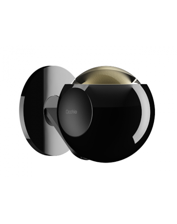 Occhio Io Pico Wall light Black Pure