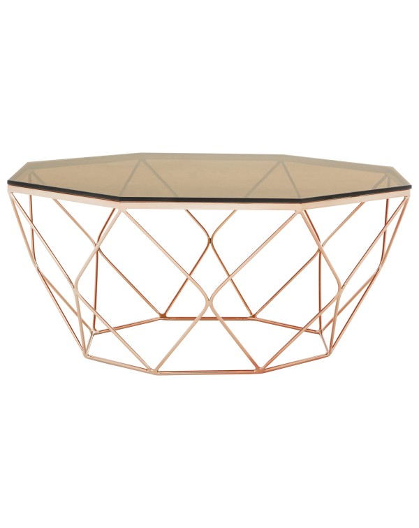 Premier Housewares  Allure Coffee Table