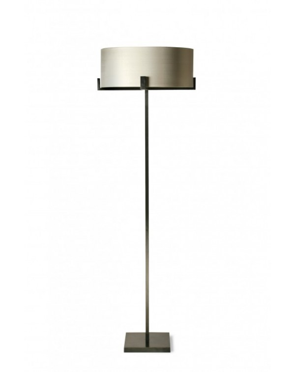 Porta Romana - Crossed Brace Floor Lamp