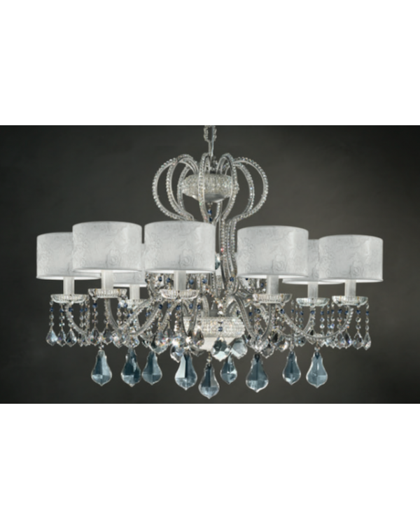 Masiero  - Gala 8+2 - Chandelier Light