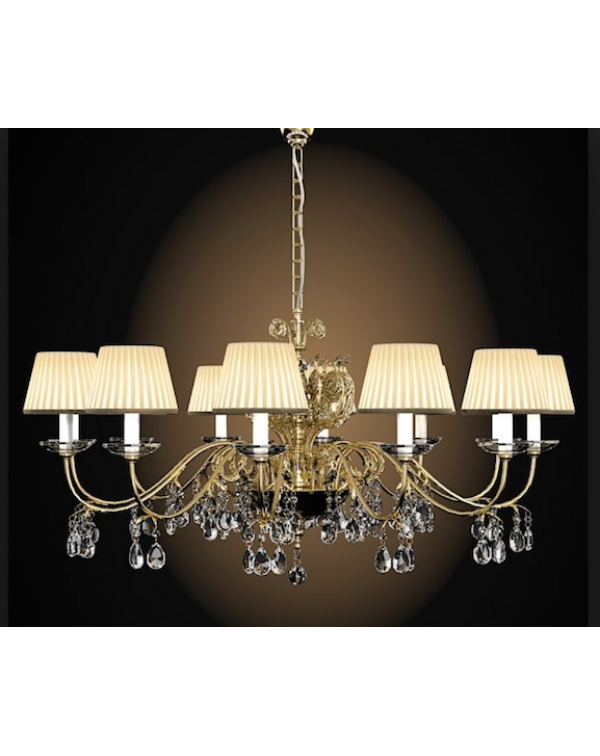 Masiero - Primadonna 12 G01 - Chandelier Light