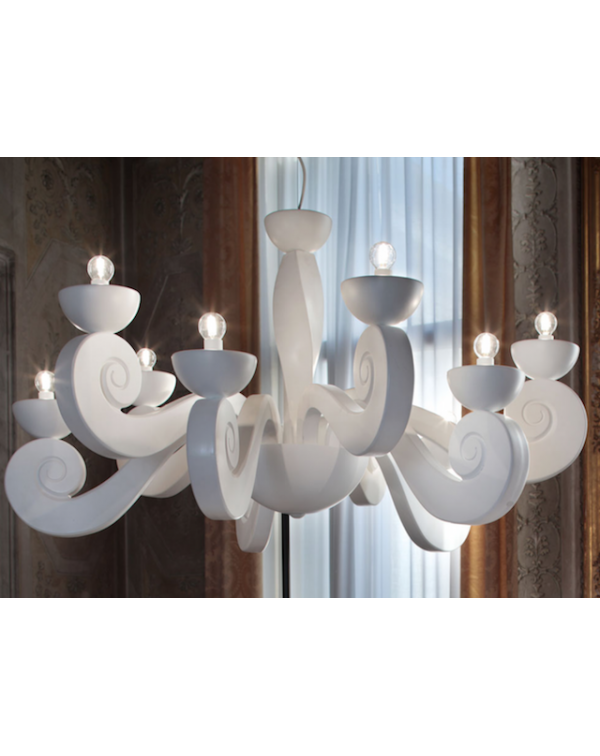 Masiero-  Botero  S8+8 230-  Chandelier Light