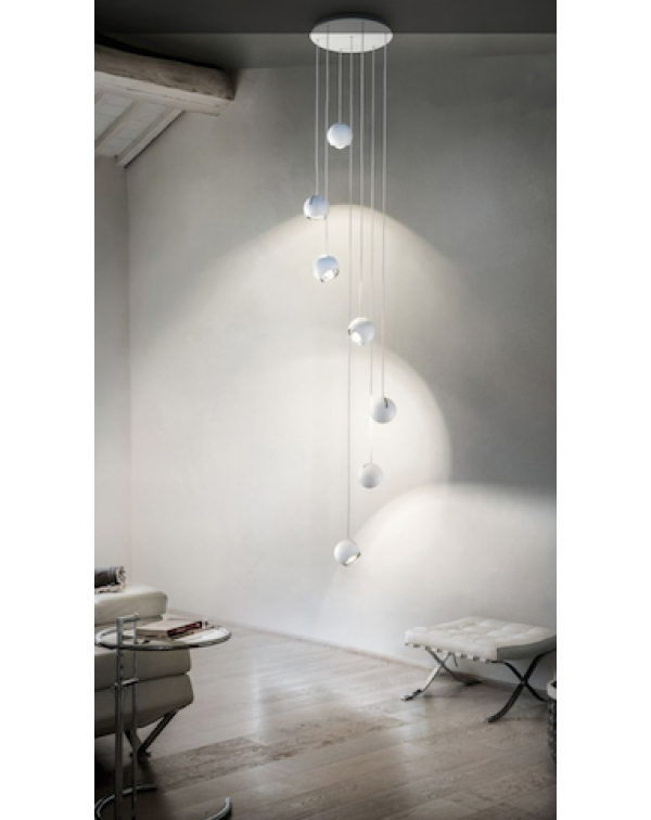 Studio Italia Spider Ceiling Light