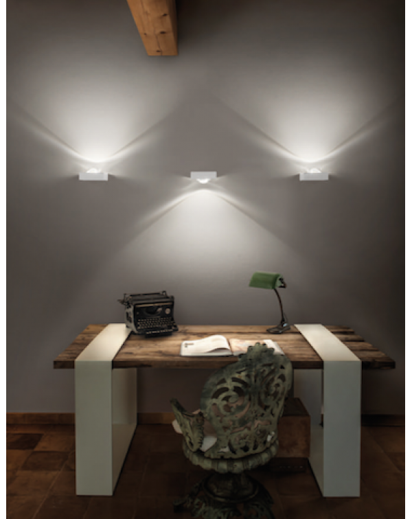 Studio Italia Shelf Wall Light