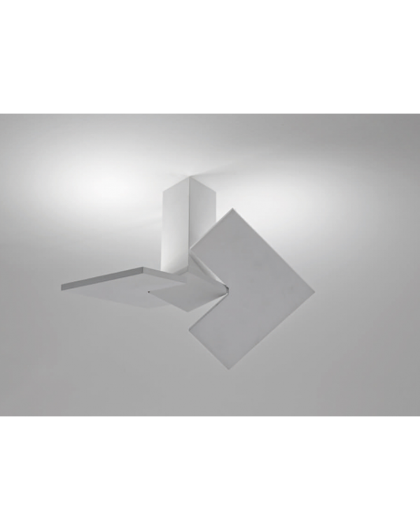 Studio Italia Puzzle Twist Ceiling Light