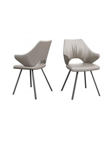 Zola Grey Dining Chair - Asco Lights