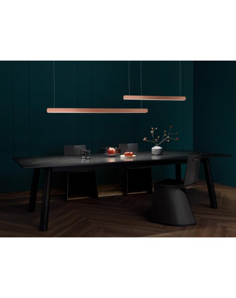 Linear Suspension Pendant 100cm - Asco Lights