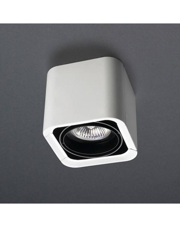 Baco Single Surface Mounted Ceiling Light
