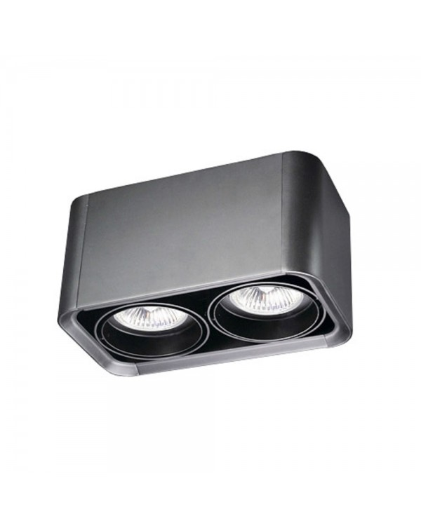 Baco Double Surface Mounted Ceiling Light