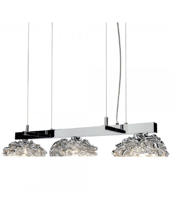 Ilfari Flowers From Amsterdam H3 Pendant Light