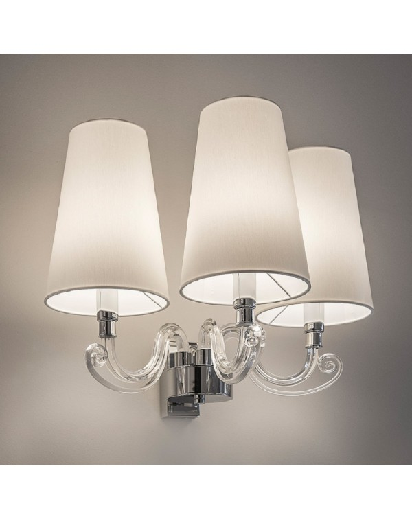 Ilfari Arabian Pearls W3 Wall Light