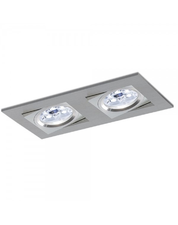 Kare Double Downlight