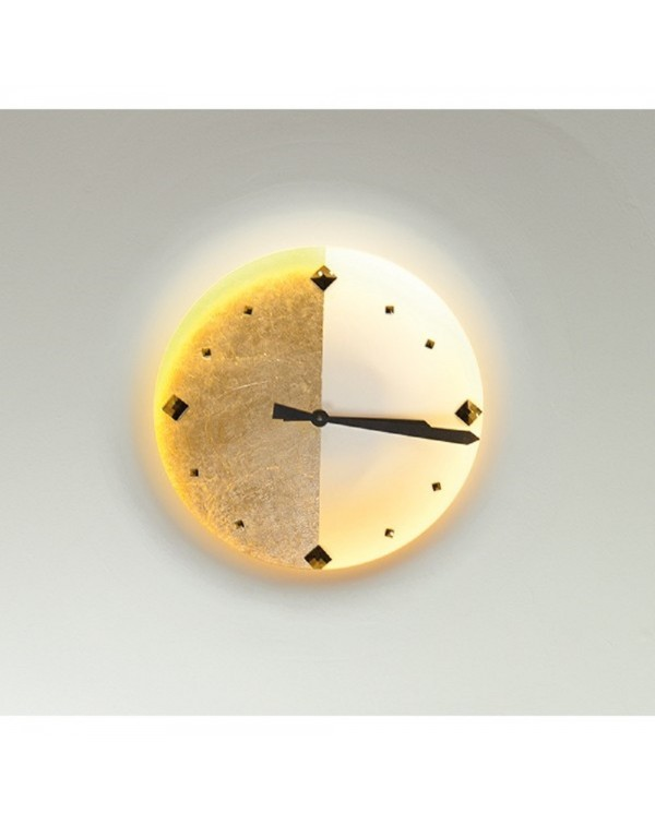 Meridian Illuminated Clock