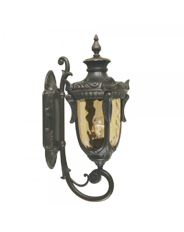 Philadelphia Up Lantern Wall Light
