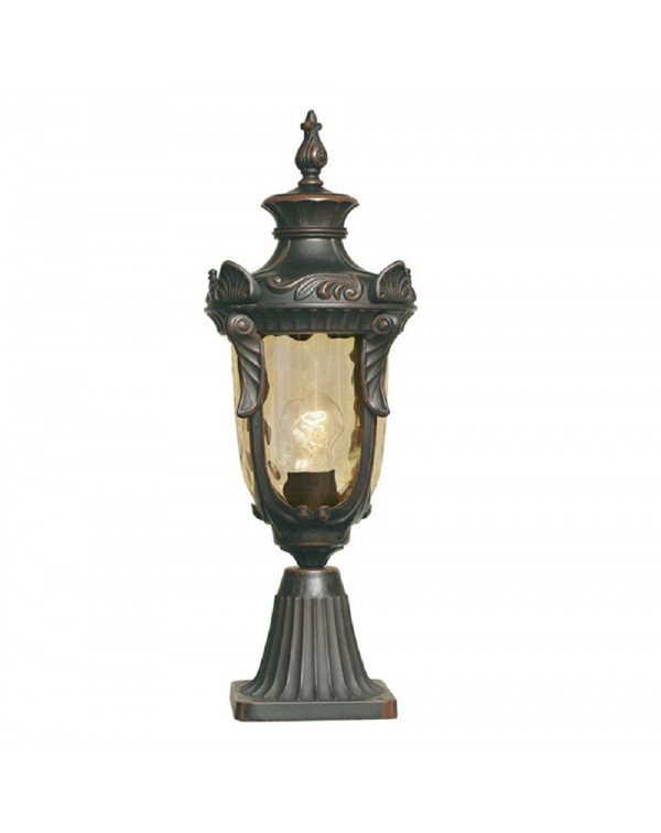 Philadelphia Pedestal Lantern Light