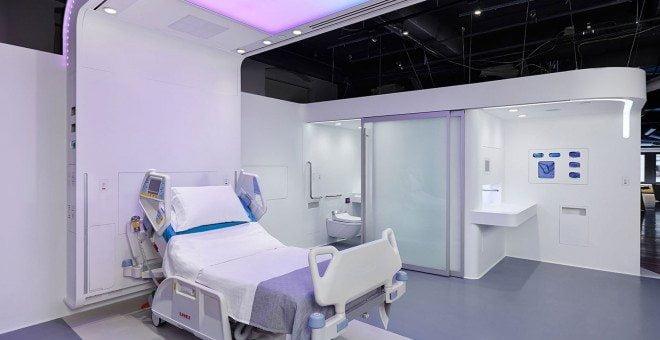 Hospital lighting