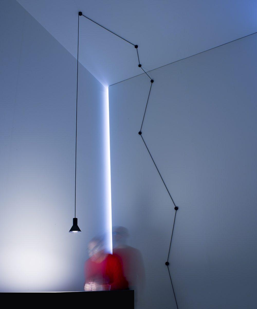 Davide Groppi Lighting, Hanging pendant, Recessed Lighting, Asco Lights lighting design, Italian Lighting