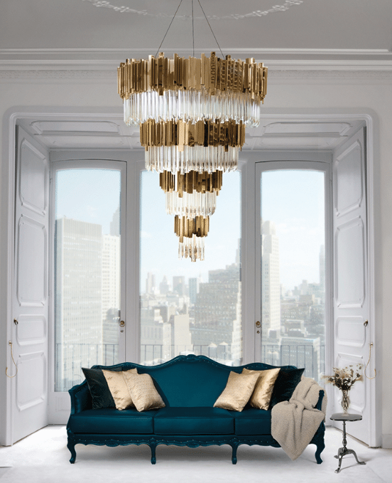 Luxxu Empire Chandelier