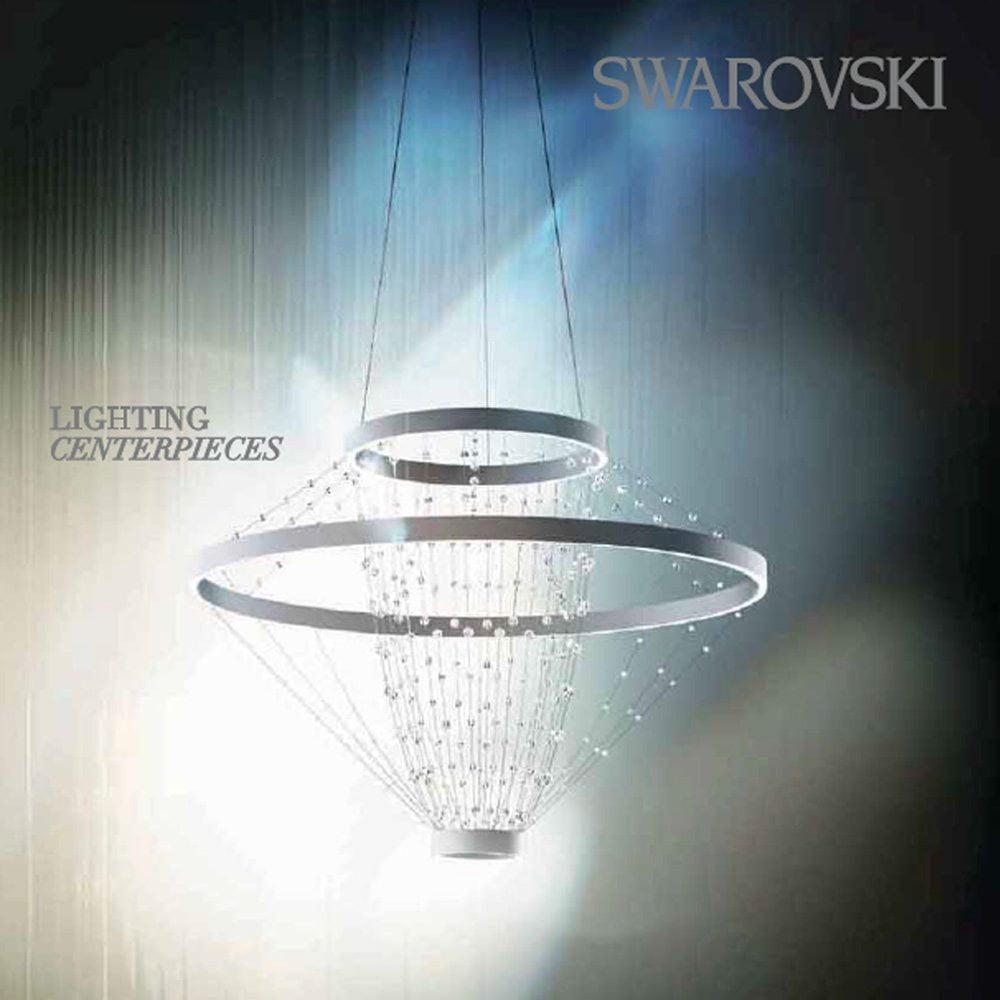 Swarovski Lighting Centrepieces Asco Lights