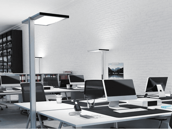 Create the perfect Home Office with Lighting