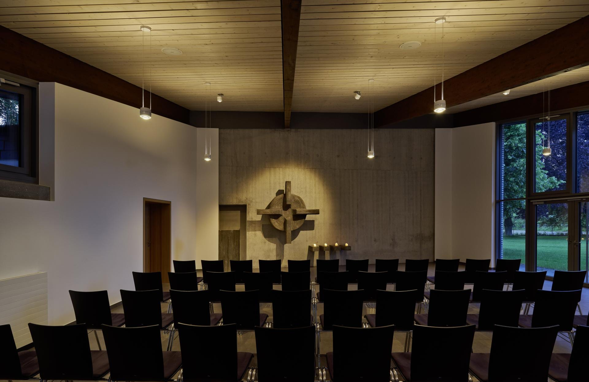 Asco Lights - place of worship lighting