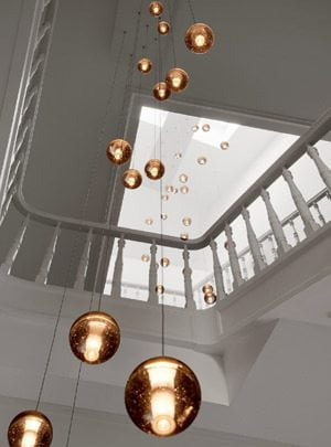 staircase lighting - asco lights - hints and tips