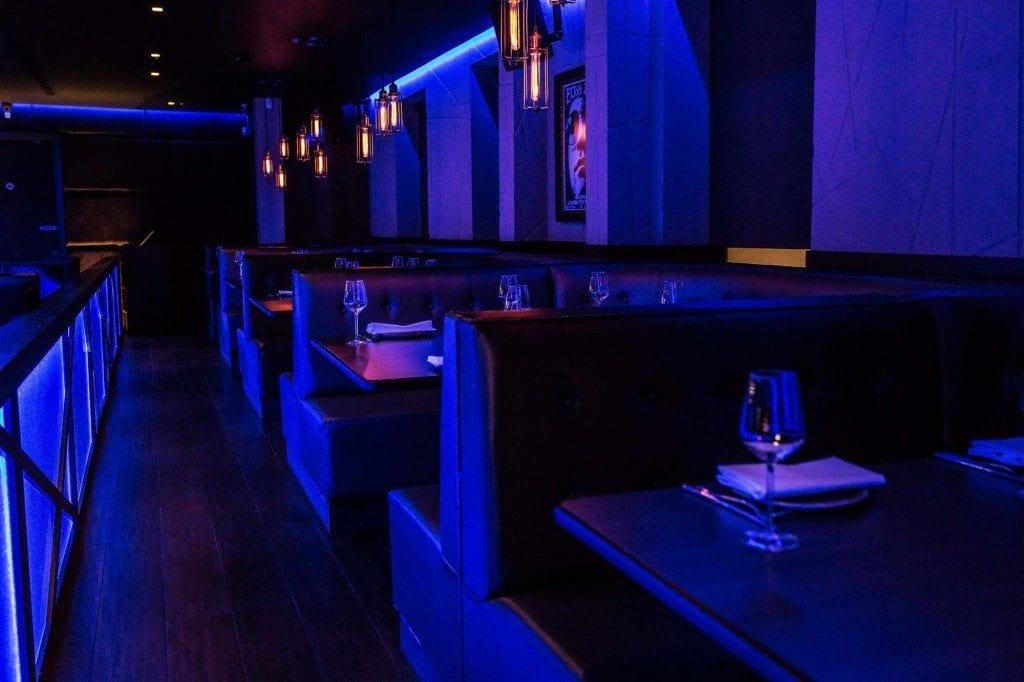 asco lights - restaurant lighting