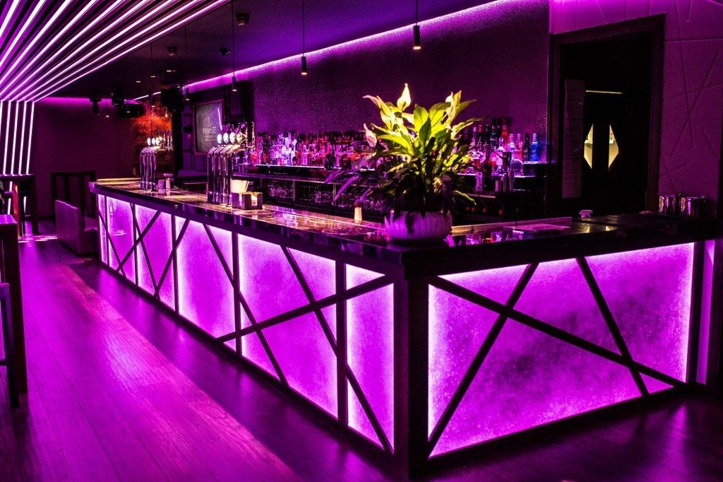 Namaste Lounge Lighting Design Lighting Consultant