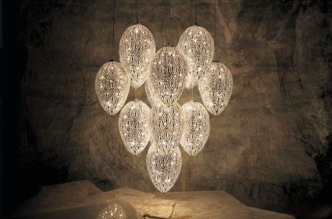 vg new trend arabesque range crystal lighting hanging chandelier chrome lighting residentail lighting commercial lighting